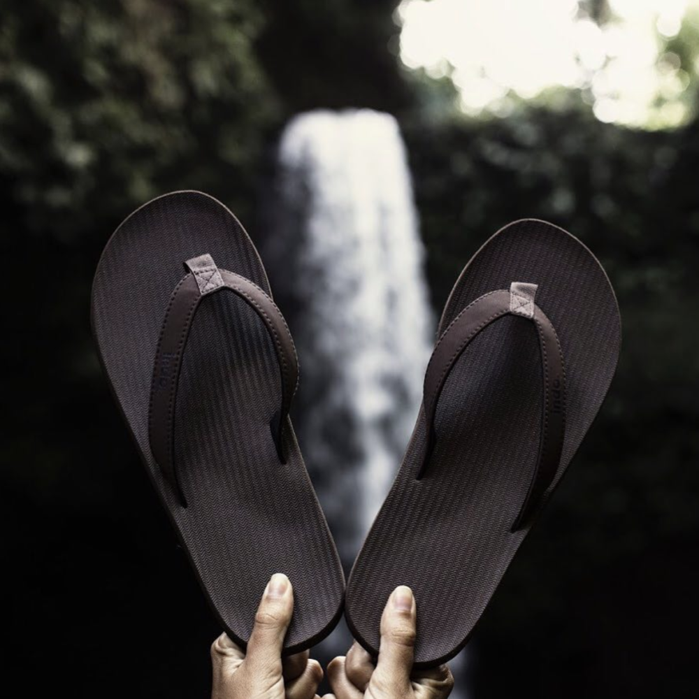 Indosole  | California   Aiding communities in Bali with repurposing tires in landfills into durable footwear.