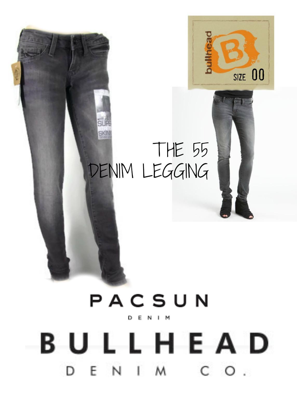 51faa88261ba8 bullhead denim co. legging — Zero Wear New & Vintage Apparel