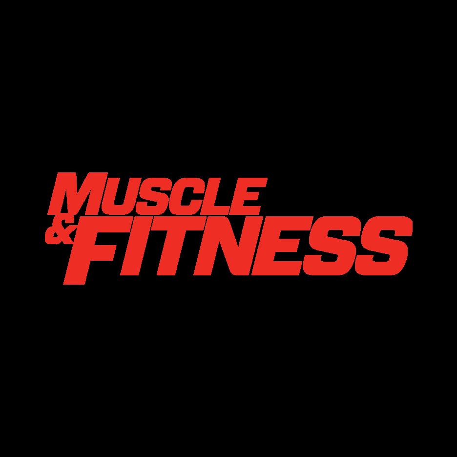 Resultado de imagem para muscle e fitness LOGO
