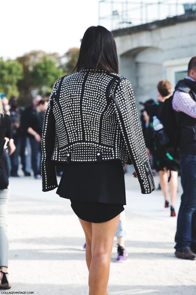 Paris_Fashion_Week_Spring_Summer_15-PFW-Street_Style-Aimee_Song-Studded_Jacket-