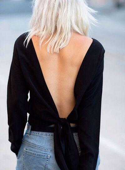 backless fashion streetstyle stylesnooperdan