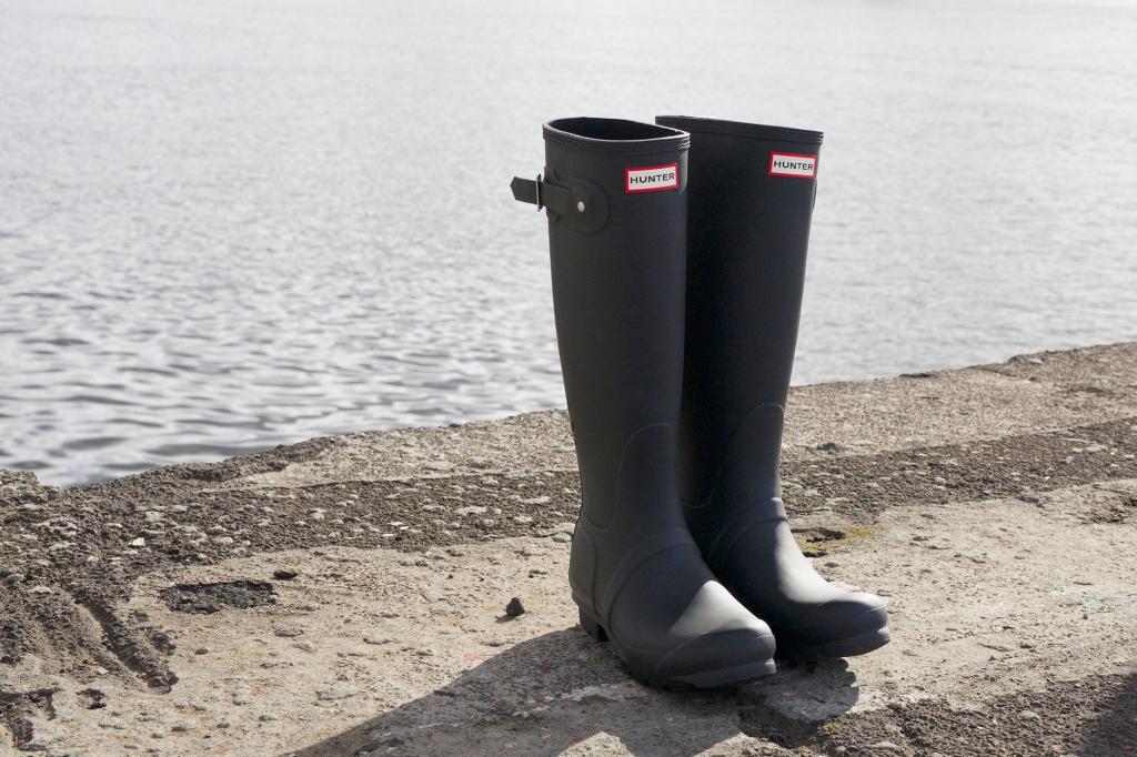 Hunter boots Stylesnooperdan