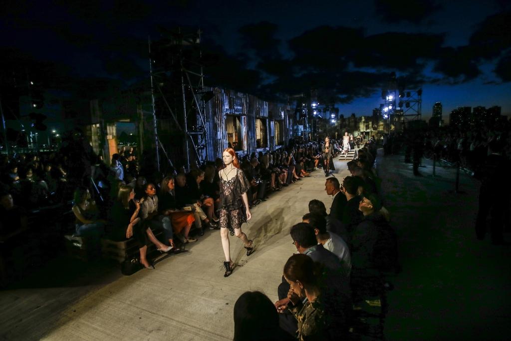 Givenchy New york show ss16 stylesnooperdan