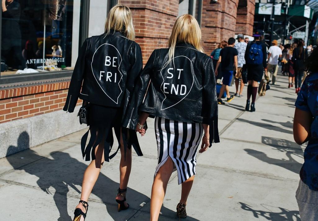 New York Fashion Week Street Style 2015