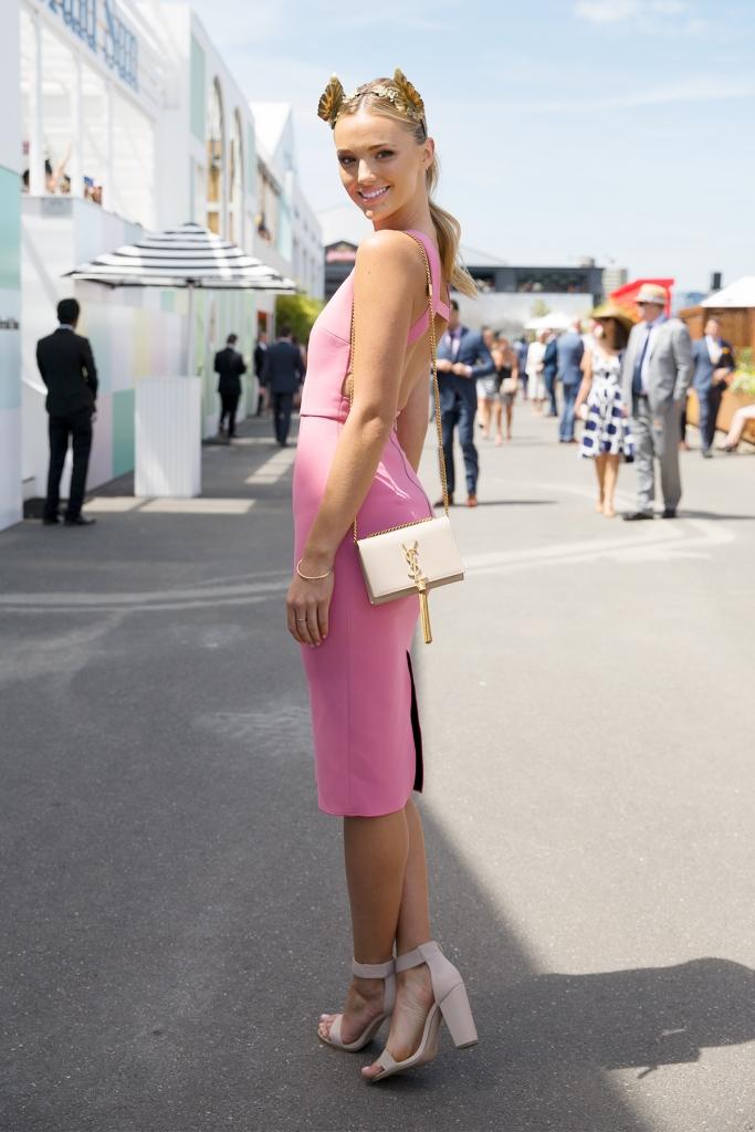 Stylesnooperdan Races Fashion Melbourne Cup