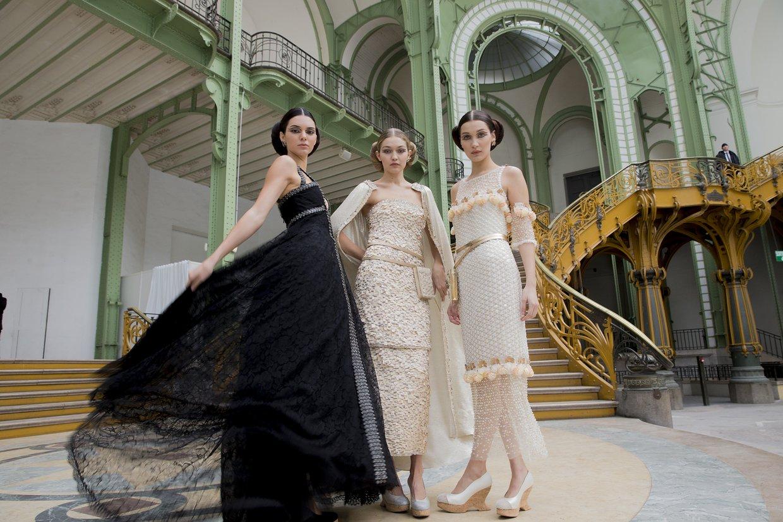 couture 2016 stylesnooperdan kendall jenner gigi hadid bella hadid