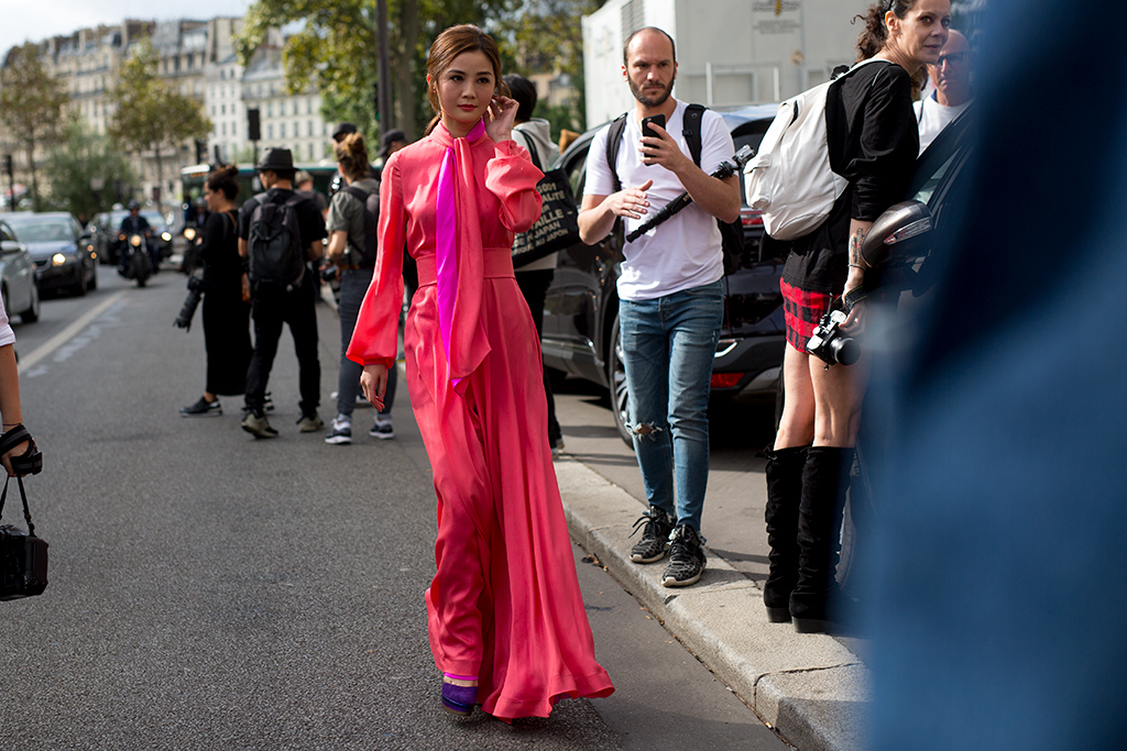 Paris Fashion Week streetstyle stylesnooperdan