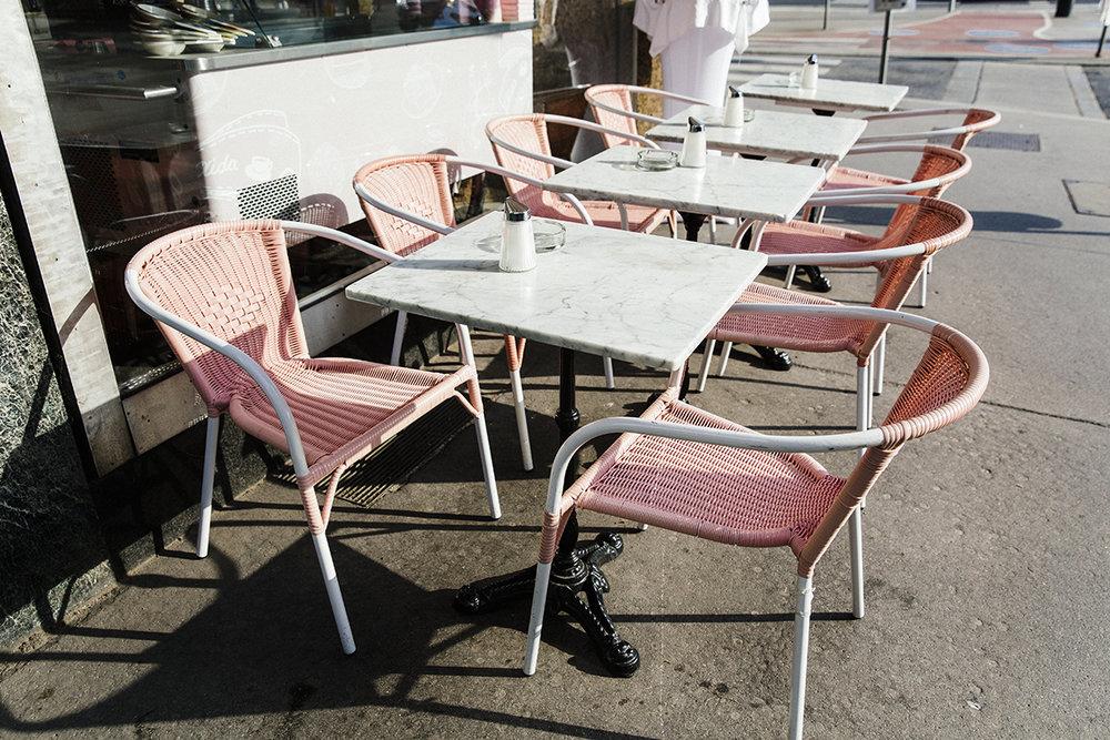 Vienna Aiida cafe pink chairs Stylesnooperdan 1.jpg