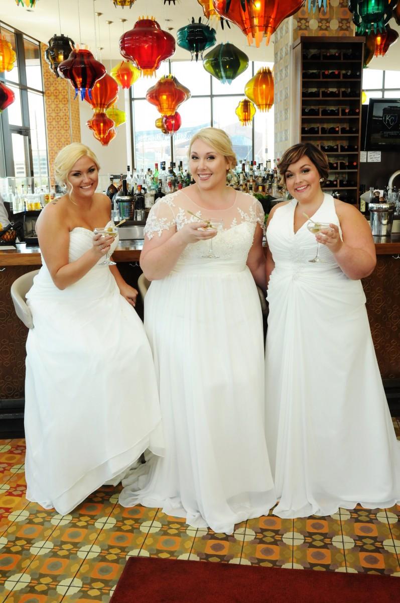 BridesbyYoung-IndianapolisIndianaSchaumburgChicagoIllinois-CurvyPlusSizeBridalStore-GroupToast.jpg