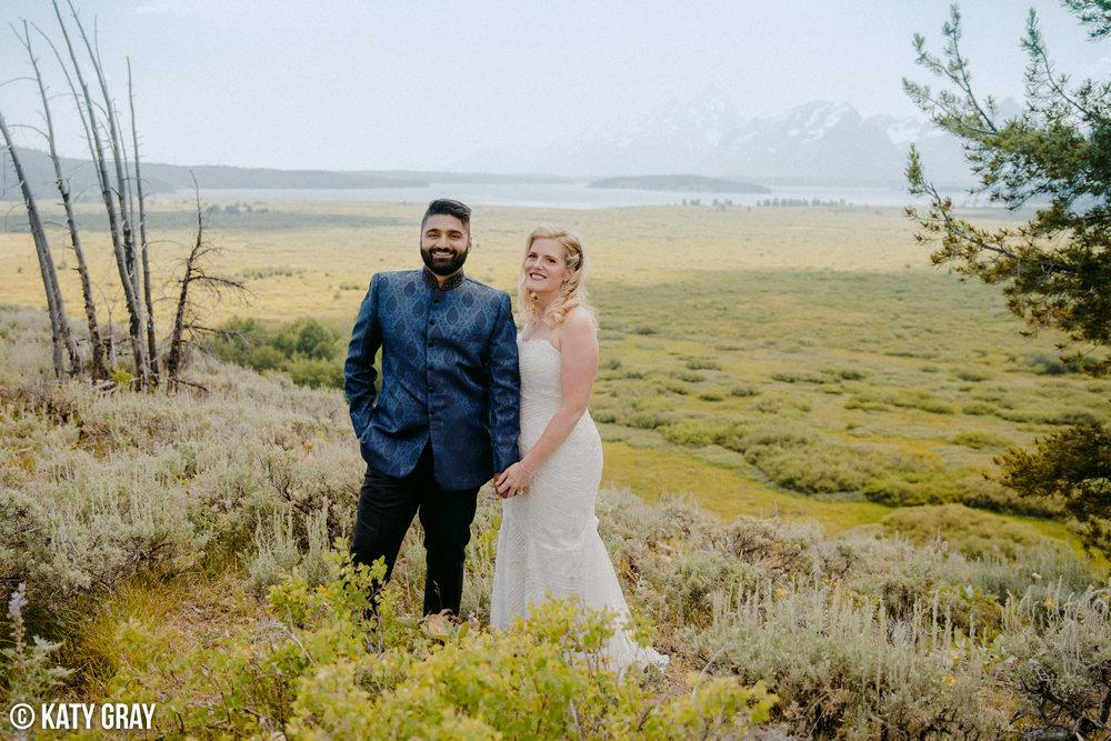 Sarah & Hussain -