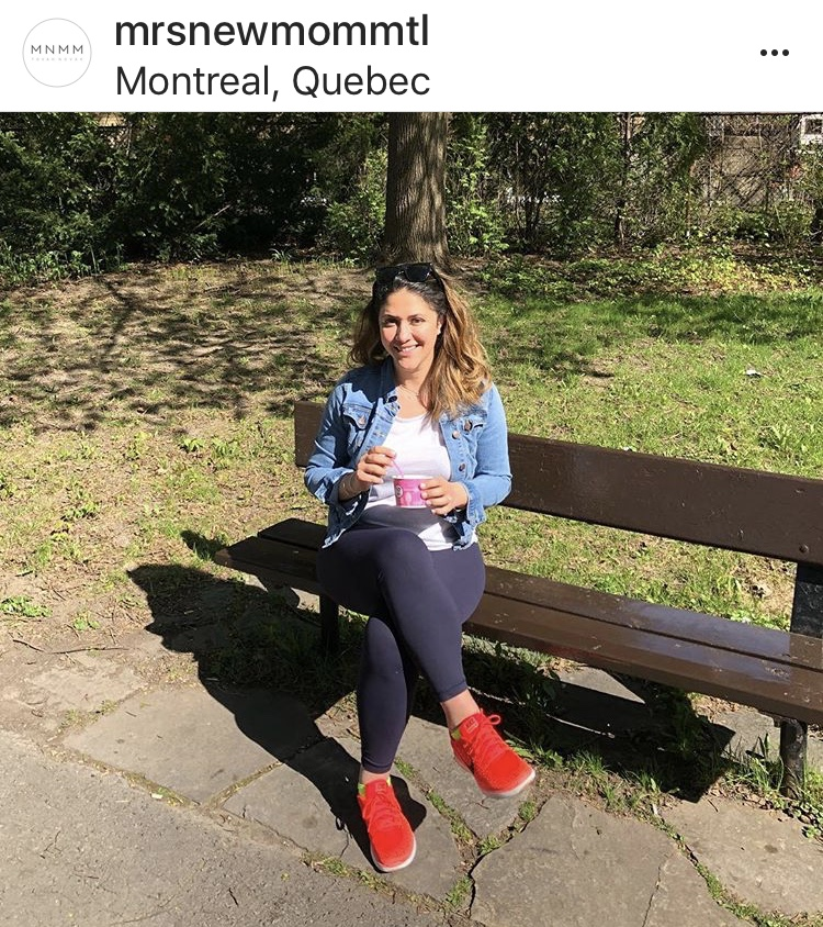 Tovah of Mrs New Mom Mtl