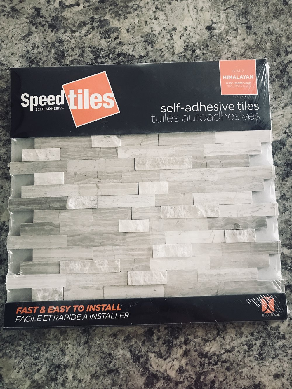 Speed Tiles - Himalyan
