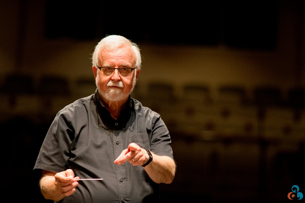Mitchell Sardou Klein - Music Director & Conductor