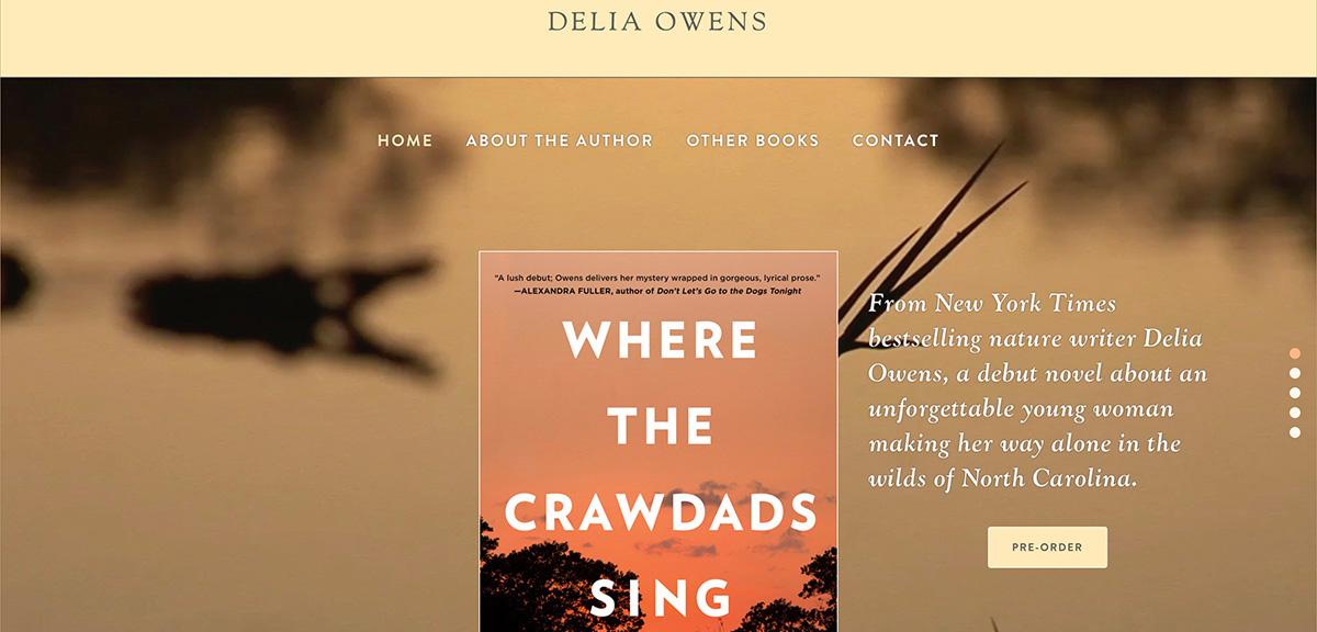 where the crawdads sing book club dinner