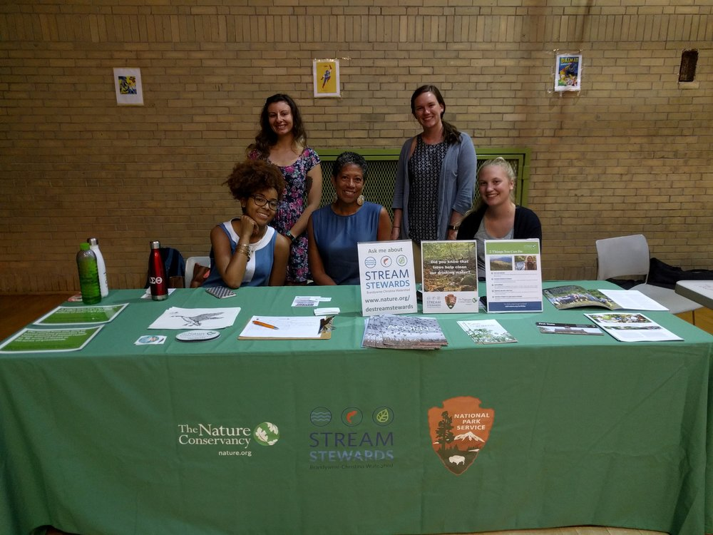 With TNC at South Wilmington Wetland Park Open House .jpg