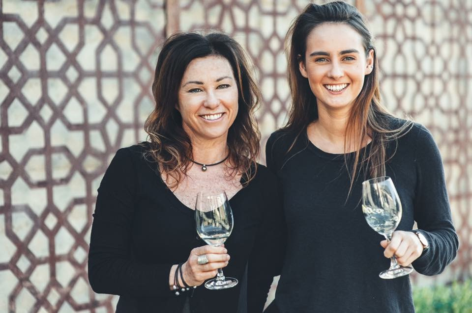 Lisa Margan and daughter Alessa