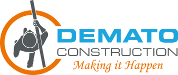 Make it happen at your place! with Demato Construction