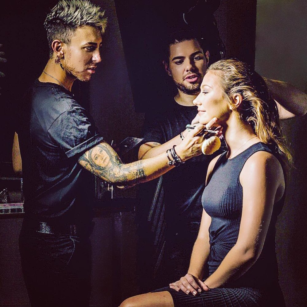 Dean Blaq from The Boys Hair and Make Up Studio, Mayfield
