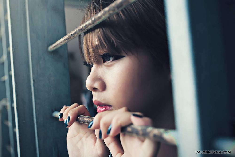 20140715 - Linh - Nha Trang - Portrait