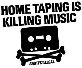 1980's anti-piracy ad