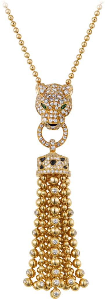 Yellow Gold, Emeralds, Onyx and Diamonds, $73,000