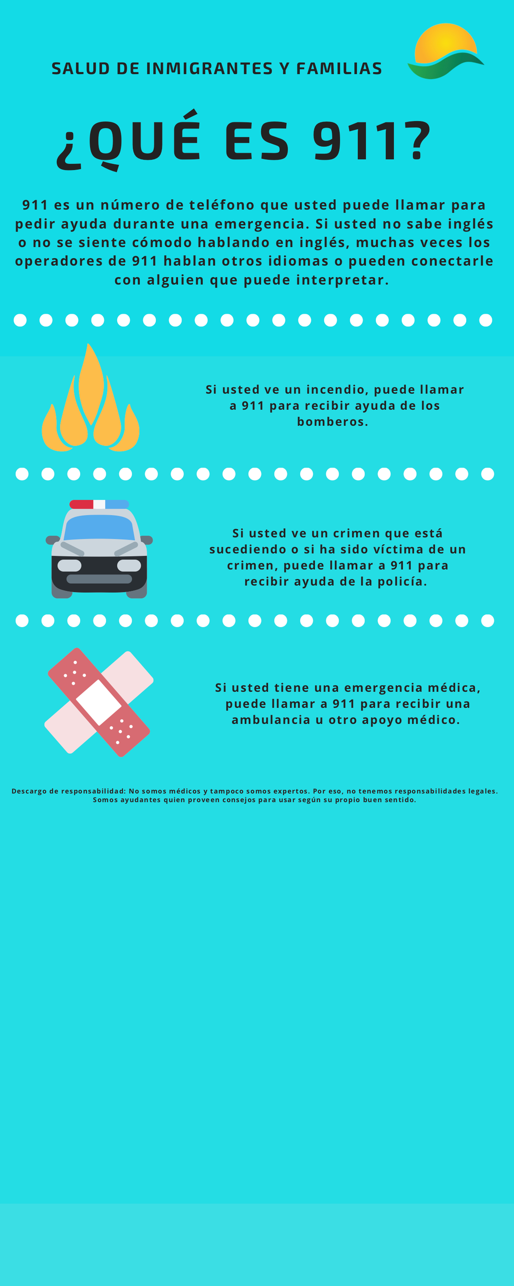 Qué es 911 (ES)