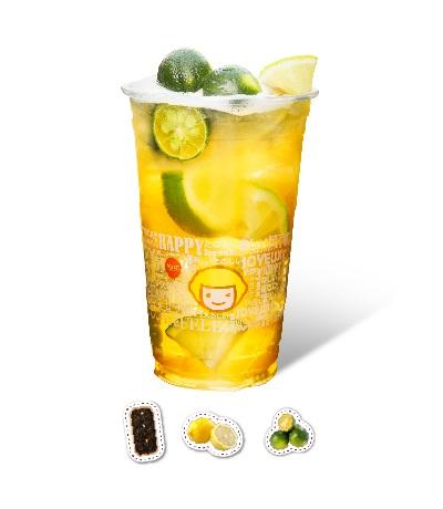 Lemon Kumquat Tea