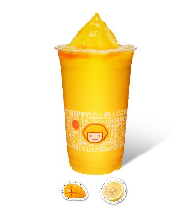 Mango & Orange Yogurt