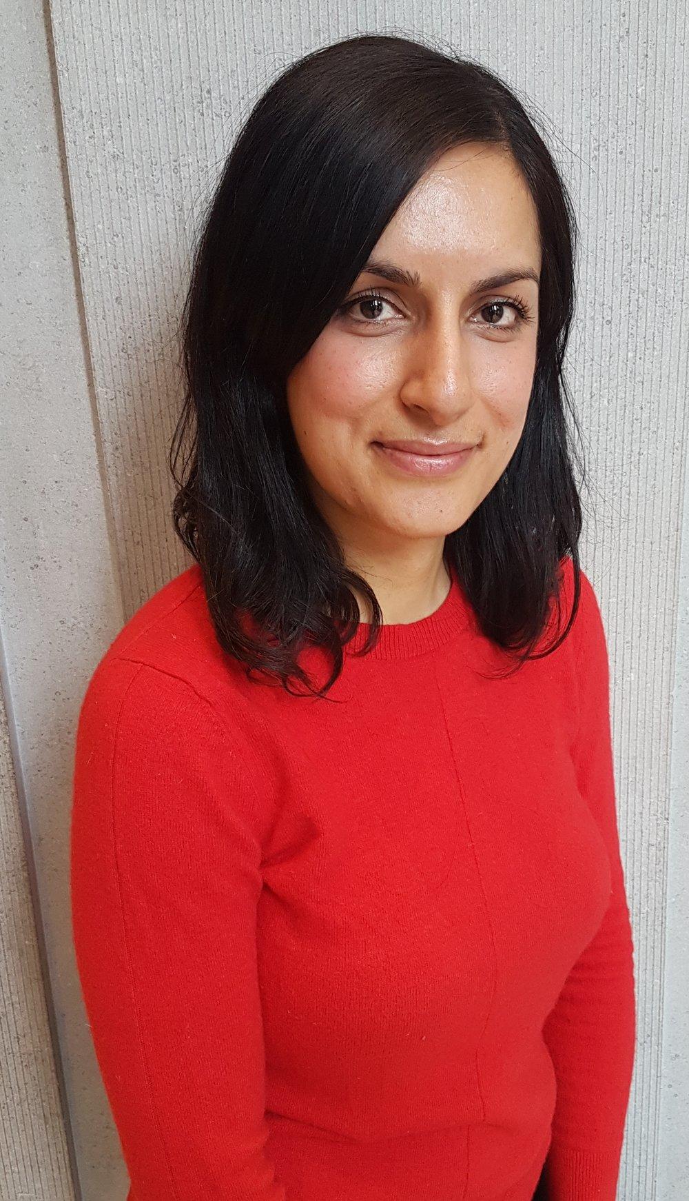 Hasina Jamal - Founding Advisor   Progress Toronto
