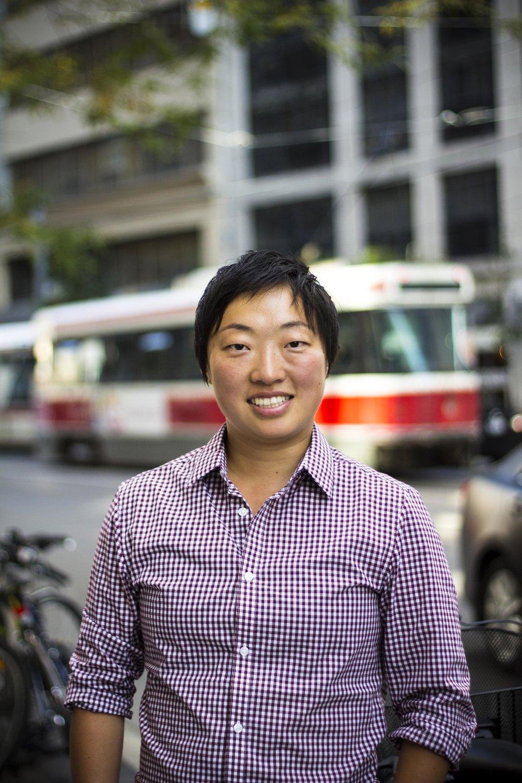Tania Liu - Founding Advisor | Progress Toronto