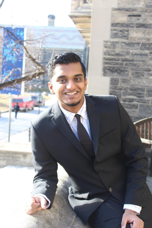 Nirmalan Vijeyakumar - Founding Advisor | Progress Toronto