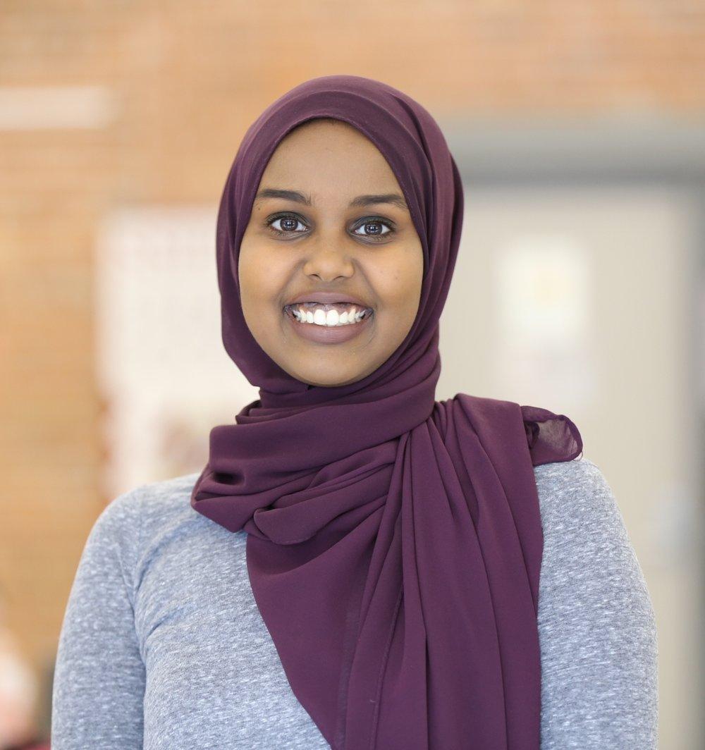 Hamdi Jimale - Organizer | Progress Toronto