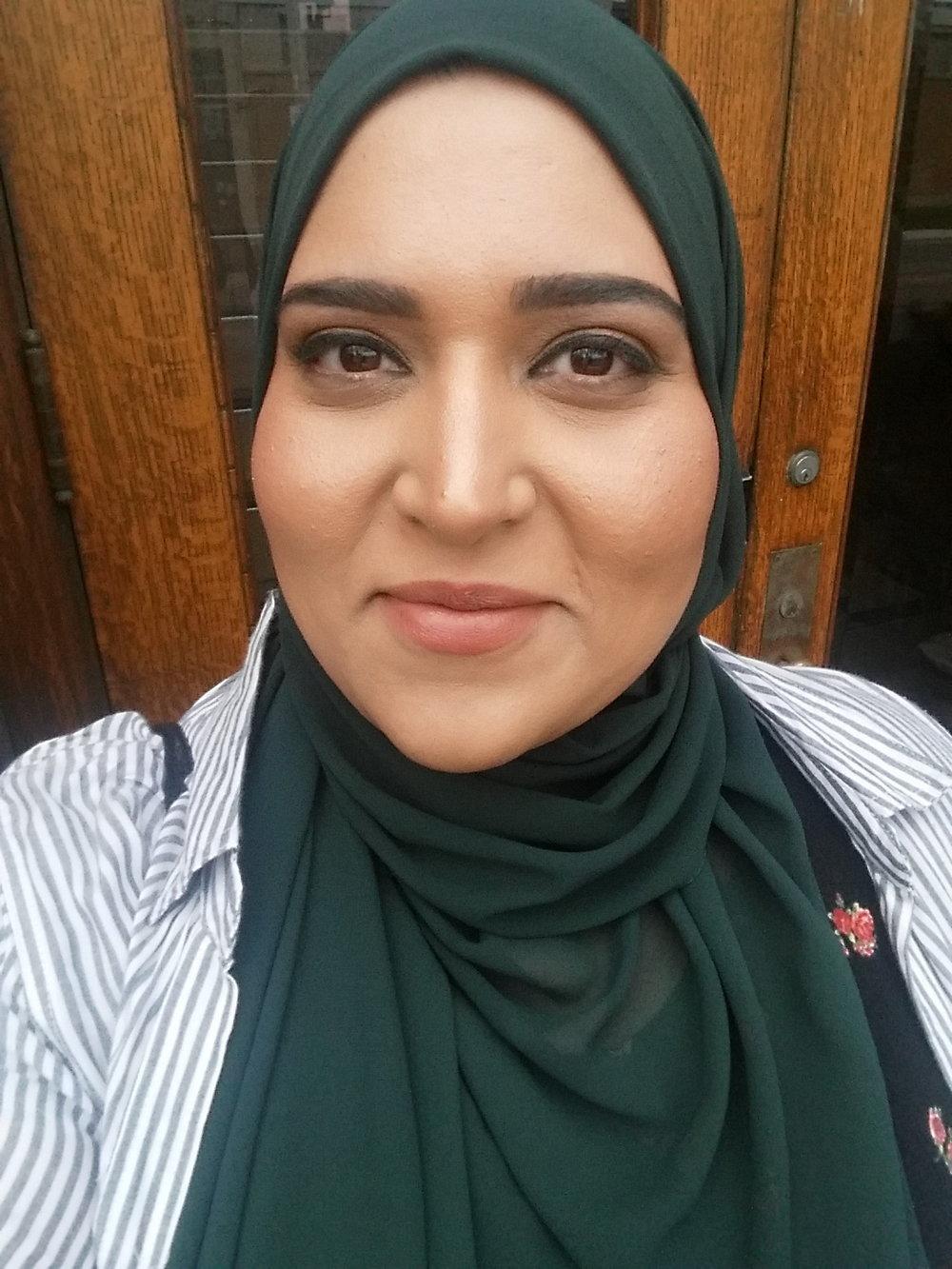 Bushra Mir - Operations OrganizerProgress Toronto