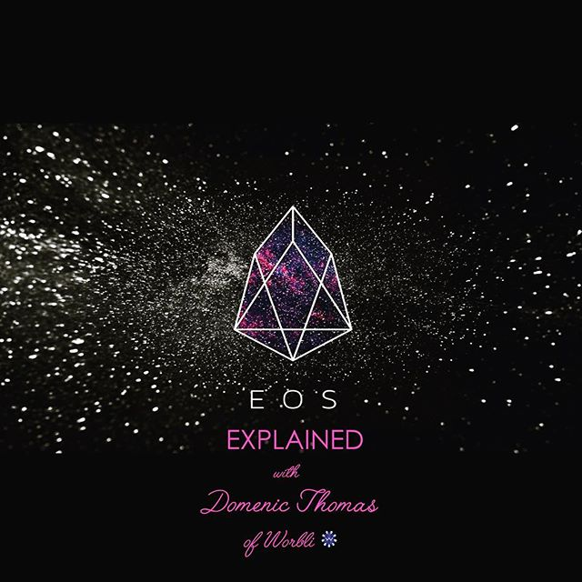jump into the abyss of EOS on the latest @thrillerpodcast #instacrypto #eos