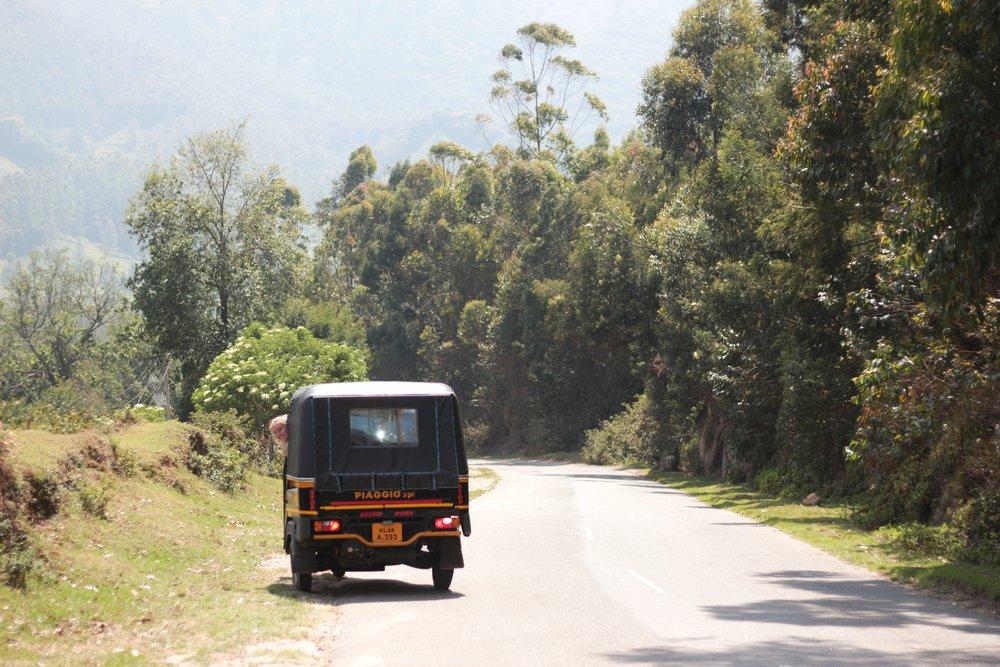 Runaway Rickshaw