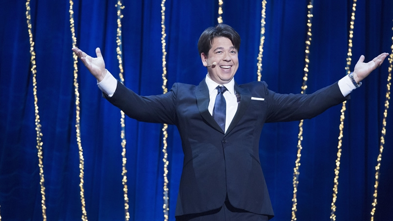 Michael McIntyre's Big Show Series 3   - HUNGRY BEAR MEDIA / BBC
