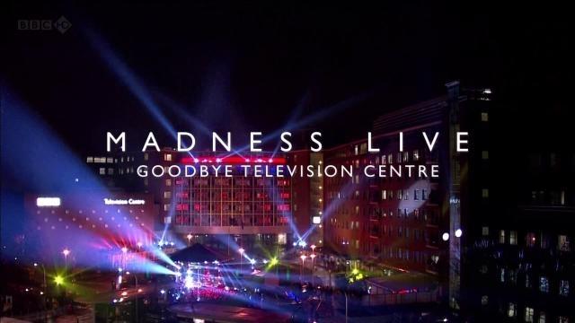 Madness Live: Goodbye TVC - BBC TELEVISION