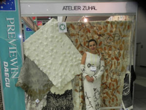 Where Zuhal's fashion journey began – in Daegu!