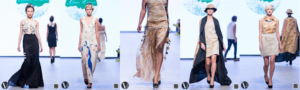 September 2014 Silent Rainforest collection at VFW – Image courtesy of Ed Ng Photography