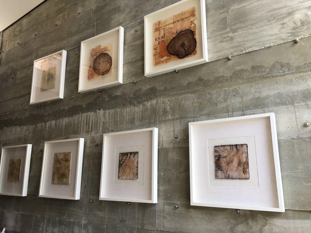 Work by EFWA 2017 Exhibiting Artist Marie Mitchell