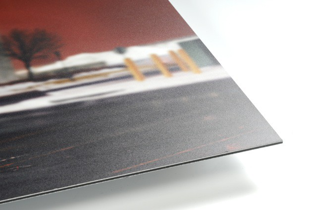 Copy of Copy of Brushed aluminum finish Dibond