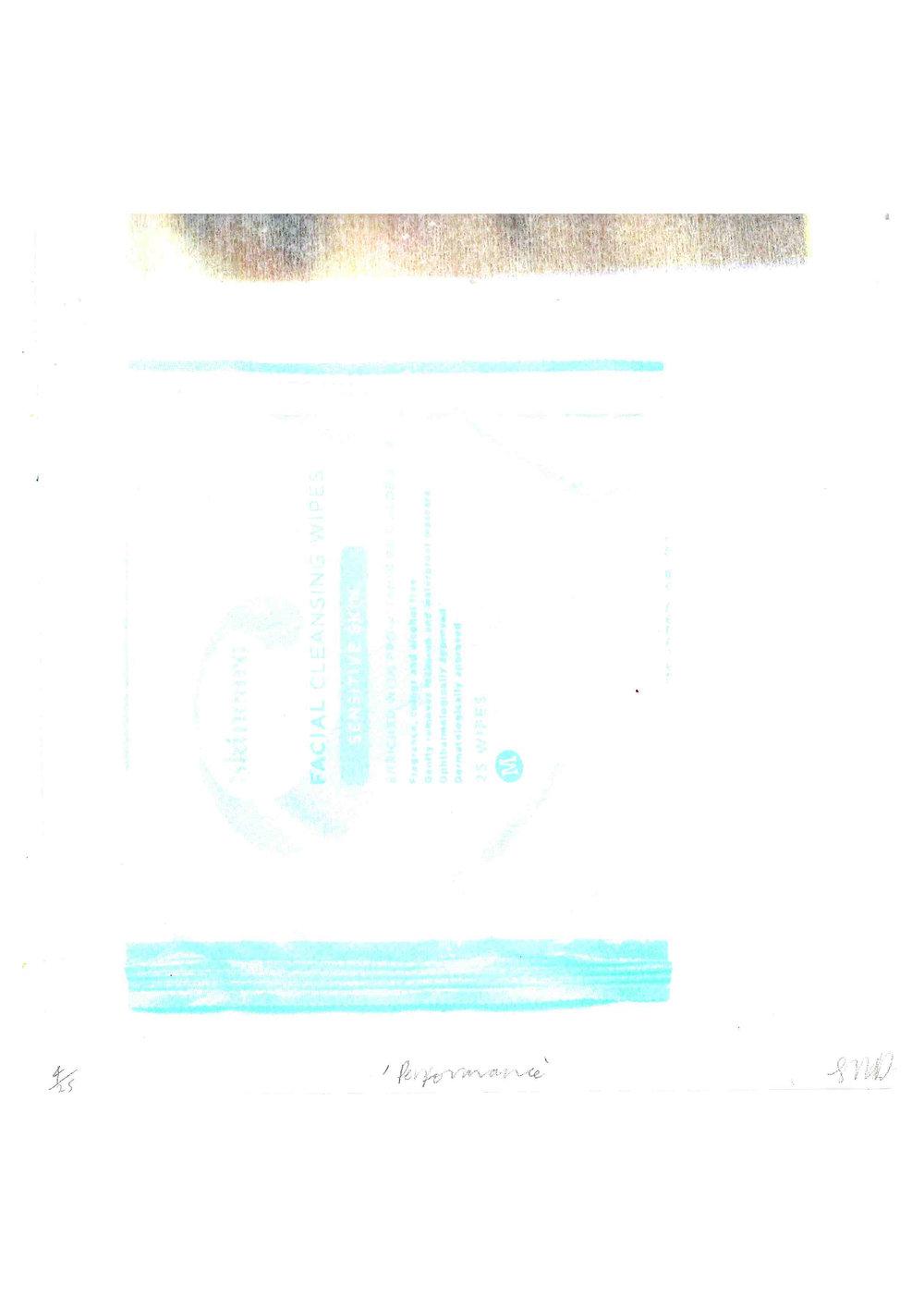 Performance - (2017)