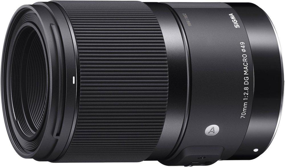 SIGMA 70mm F2.8 DG MACRO Art lens