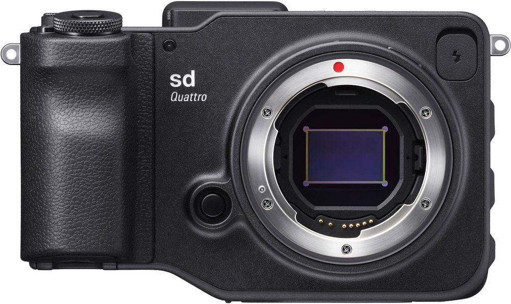 SIGMA sd Quattro camera