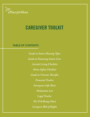 CAREGIVER TOOLKIT - TIPS, CHECKLISTS, INFO SHEETS, TRACKERS