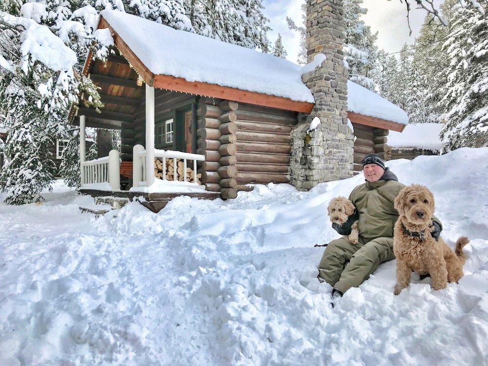 Storm Mountain Lodge, Banff National Park