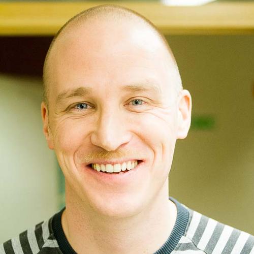 Joel Larsson  Managing Director, Fast Track Malmö