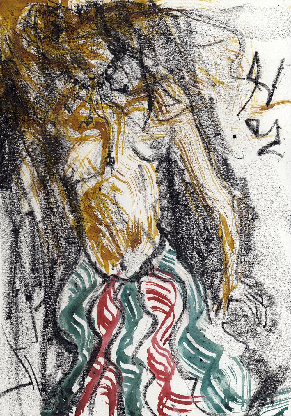 Huxian Muse (foxy lady)