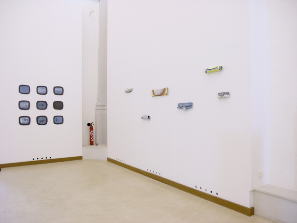 Ceramics (exhibition view)
