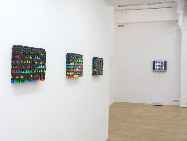 Exbibition view (solo show)